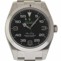 Rolex New Air-King 40mm Stainless Steel 116900 2018 Box/Paper/...