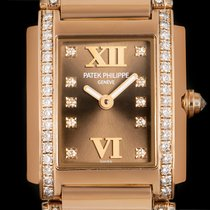 Patek Philippe Twenty-4 Rose Gold 4908/30R-010