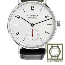 NOMOS Tangente Neomatik nieuw 2020 Automatisch Horloge met originele doos en originele papieren 175