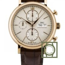 IWC Portofino Chronograph 42 mm Rose Gold