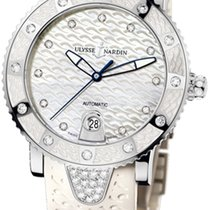 Ulysse Nardin Lady Diver Steel 40mm Mother of pearl No numerals United States of America, New York, New York