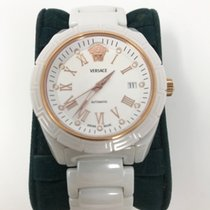 Versace Automatic 2010 pre-owned White