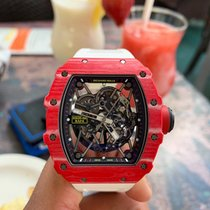 Richard Mille RM35-02 Carbon 2017 RM 035 49.94mm pre-owned