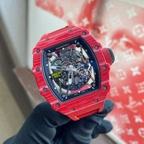 Richard Mille RM 035 Carbon 49.94mm Transparent No numerals United States of America, Florida, Miami