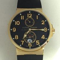 Ulysse Nardin 41mm Automatik neu Marine Chronometer 41mm Schwarz