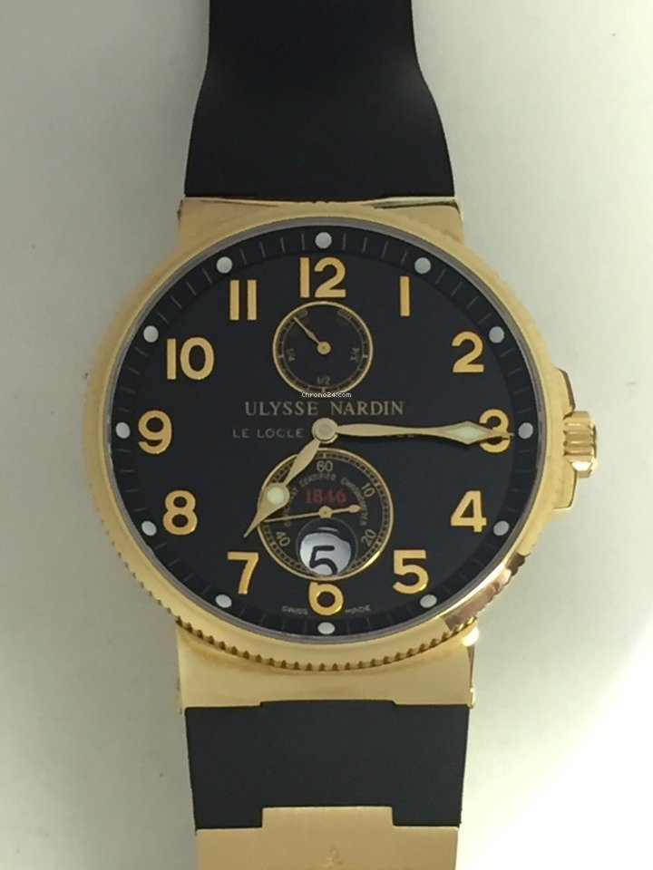 ef72c344b0c Comprar relógios Ulysse Nardin