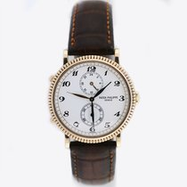 Patek Philippe Travel Time Rose gold 34mm White Arabic numerals United States of America, New York, New York