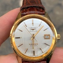 Longines Yellow gold Automatic pre-owned