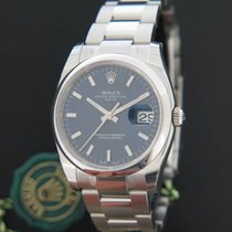 Rolex Oyster Perpetual Date nieuw 34mm Staal