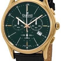Charmex Acero 42mm Cuarzo Charmex Brands Hatch 2914 Qz mens watch nuevo