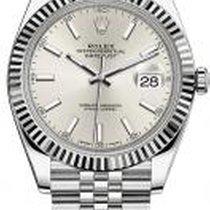 Rolex Datejust II новые Автоподзавод Часы с оригинальными документами и коробкой 126334-0004