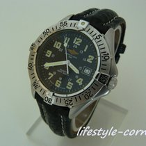 Breitling A57035 Steel Colt Quartz 38mm