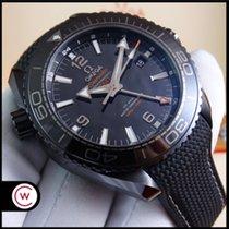 Omega Seamaster Planet Ocean nuevo 45.5mm Cerámica