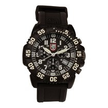 Luminox 44mm Quartz new Navy Seal Colormark Black