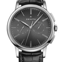 Zenith Elite Chronograph Classic Stal 42mm