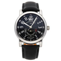 Schwarz Etienne 42mm Automatic pre-owned Black