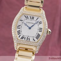 Cartier Tortue 2496 Very good 34mm Manual winding