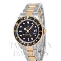Rolex GMT-Master II Gold/Steel 40mm Black United States of America, New York, Hartsdale