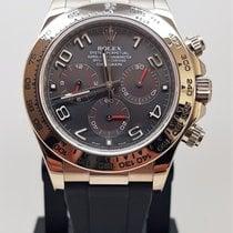 Rolex Daytona Bílé zlato 40mm