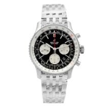 Breitling Navitimer 1 B01 Chronograph 43 new 2019 Automatic Chronograph Watch with original box and original papers AB012121/BG75-450A
