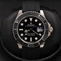 Rolex Yacht-Master 42 Fehérarany 40mm Fekete