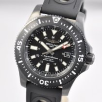 Breitling Superocean 44 Steel 44mm Black United States of America, Ohio, Mason