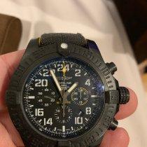 Breitling Avenger Hurricane Carbon 50mm Black Arabic numerals Australia, Roseville