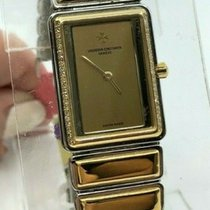 Vacheron Constantin Harmony Gold/Steel 18mm Gold United States of America, New York, New York