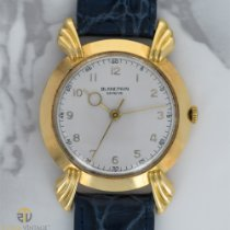 Blancpain Yellow gold 34mm 2745 pre-owned Singapore, Singapore