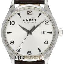 Union Glashütte Steel 34mm Automatic D005.207.16.037.00 new