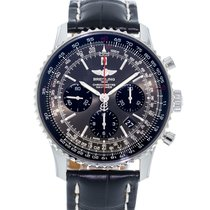 Breitling Navitimer 01 Steel 43mm Black United States of America, Georgia, Atlanta