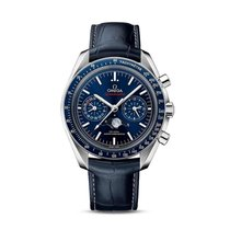 Omega Speedmaster Professional Moonwatch Moonphase 304.33.44.52.03.001 2020 new