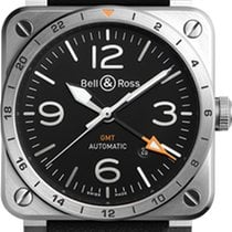 Bell & Ross BR 03 Steel 42mm Black Arabic numerals United States of America, California, Moorpark