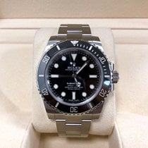 Rolex 114060 Steel 2019 Submariner (No Date) 40mm new United Kingdom, London