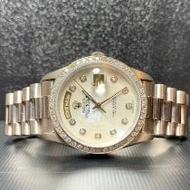 Rolex 18039 White gold 2003 Day-Date 36 36mm pre-owned United States of America, California, San Jose