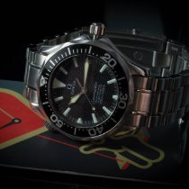 Omega Seamaster Diver 300 M 22525000 2004 pre-owned