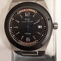IWC Ingenieur Automatic Steel 44mm Black Arabic numerals