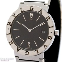 Bulgari Quarz Ref-BB33SSD in Stainless Steel Papers Bj-1996