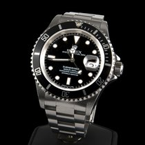 Rolex Oyster Perpetual Date Submariner 300m Steel