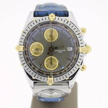 Breitling Chronomat Steel DoubleWatch 39mm Steel (B&P2000)...