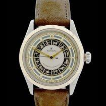Rolex Precision -Zodiak- Ref.: 6282 - Edelstahl/Gelbgold -...