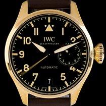 IWC Big Pilots Heritage Unworn Bronze IW501005