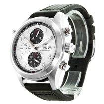 IWC Watch Pilots Double Chrono IW371806