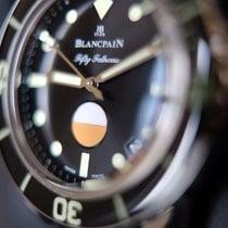 Blancpain Fifty Fathoms Steel 40mm United Kingdom, London