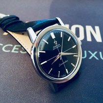 Omega Seamaster Automatic Cal 565 Black dial mens vintage watch