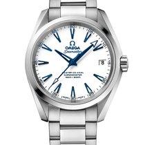 Omega Seamaster Aqua Terra Titanium 38,5mm White
