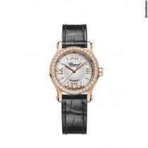 Chopard Happy Sport Roségold 30mm Römisch Schweiz, Helvetic Time AG - Harveystore.com Bäch - Inkl VAT & Taxes for  For European Customers - Discount VAT for Extra UE