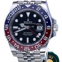 Rolex GMT-Master II 126710BLRO 2019 nieuw