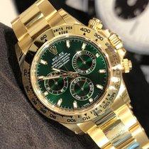 Rolex Cronografo 40mm Automatico 2018 nuovo Daytona Verde