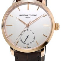 Frederique Constant Manufacture Slimline Gold/Steel Silver United States of America, New York, Brooklyn
